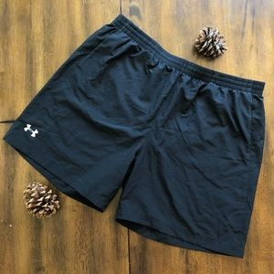 Under Armour Heat Gear Workout Athletic Shorts 2XL